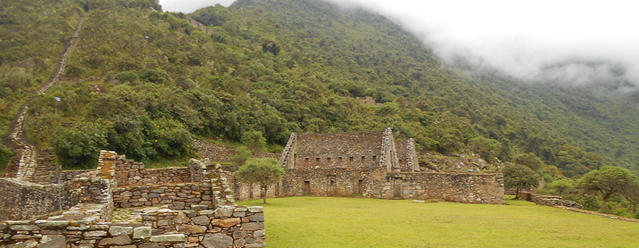 Choquequirao Classic Trek 4 Days 3 Nights