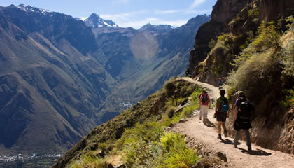 Cusco Salkantay Trek Tour to Machu Picchu 8 Days