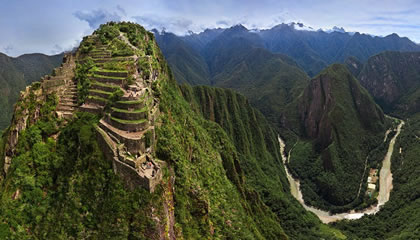 2-Day Machu Picchu and Huayna Picchu by Train