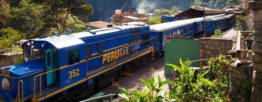 Machu Picchu by Train 2 Days 1 Night