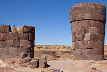 Private Sillustani Half Day Tour from Puno
