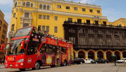 Lima City Tour Half-Day