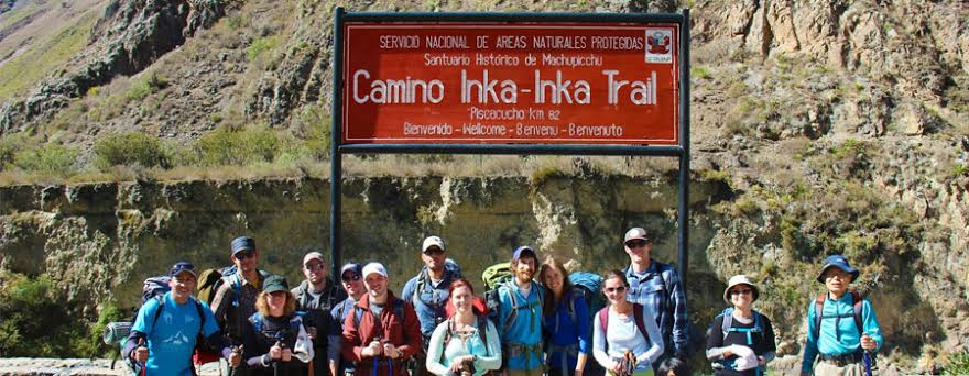 Classic Inca Trail 4 Days Trek to Machu Picchu